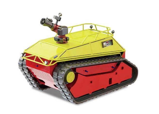 RXR-M60D灭火机器人
