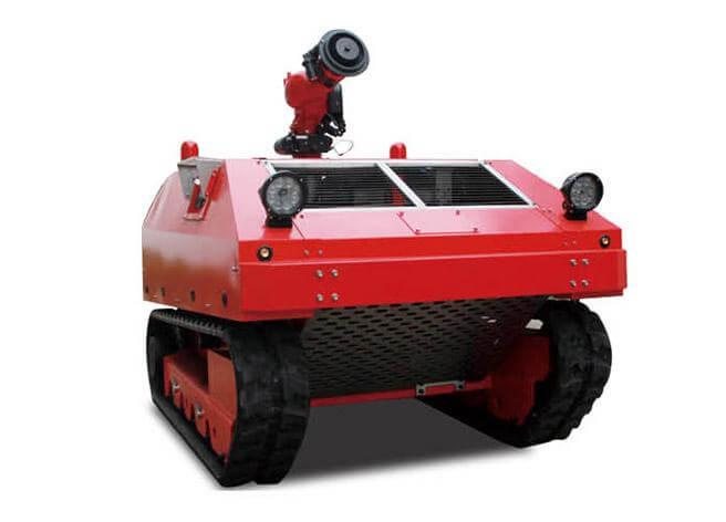 RXR-M80D灭火机器人