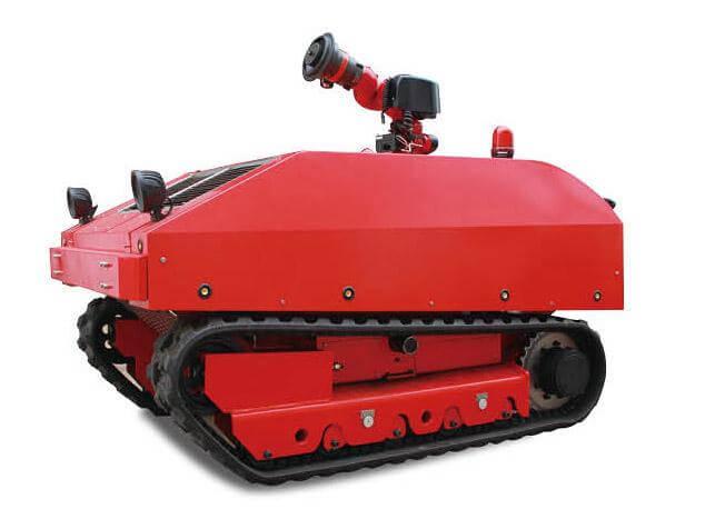 RXR-M120D灭火机器人