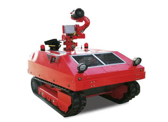 RXR-M200D灭火机器人